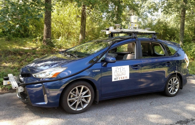 Self-driving cars for country roads   MIT CSAIL