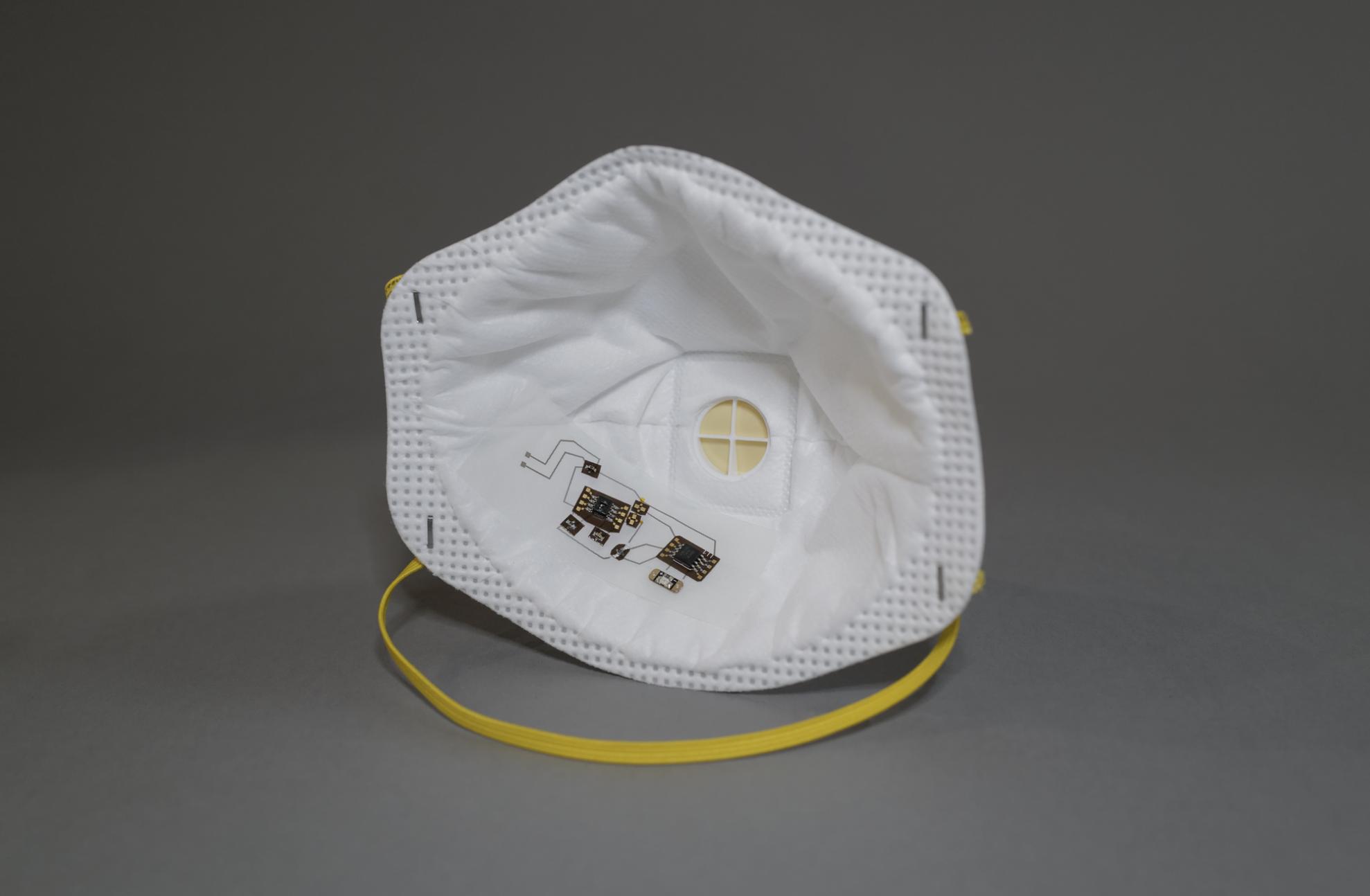 N95 Mask sensor