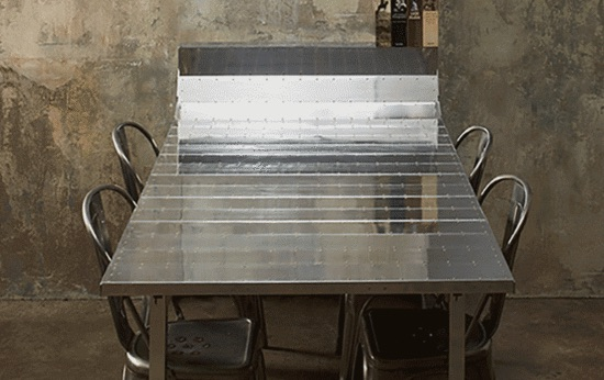 Rock Paper Robot Just Launched A Line Of Transformable Furniture That Folds  Flat.