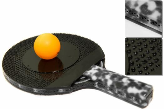 """It's like Photoshop for 3-D materials, allowing you to design objects made of new composite materials that have the optimal mechanical, thermal, and conductive properties that you need for a given task,"" says Kiril Vidimče.  