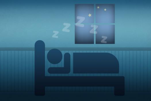 Researchers have devised a new way to monitor sleep stages without sensors attached to the body. Their device uses an advanced artificial intelligence algorithm to analyze the radio signals around the person and translate those measurements into sleep stages: light, deep, or rapid eye movement (REM).