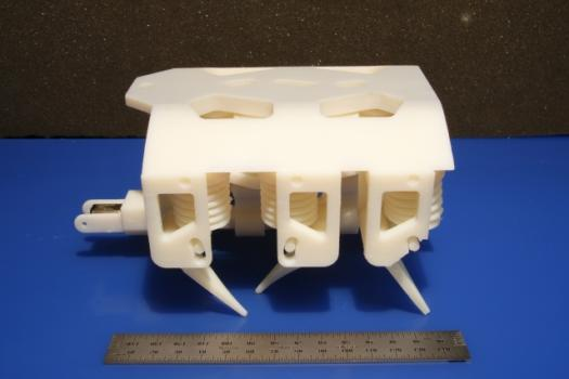 First-ever 3-D printed robots made of both solids and