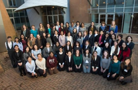 """Rising Stars in EECS"" is a three-day workshop for graduate students and postdocs who are considering careers in academic research.